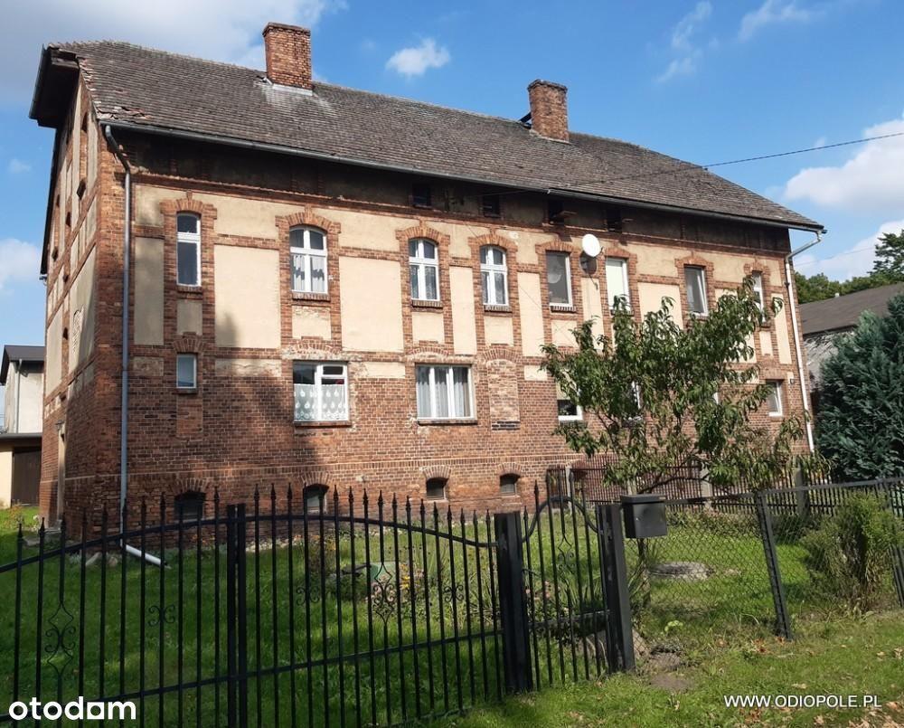 Połowa domu w Boroszowie do remontu