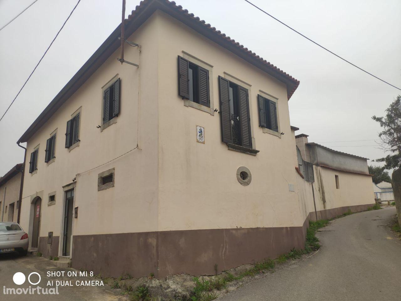 Moradia T4 em Paço, Botão, Souselas concelho de Coimbra