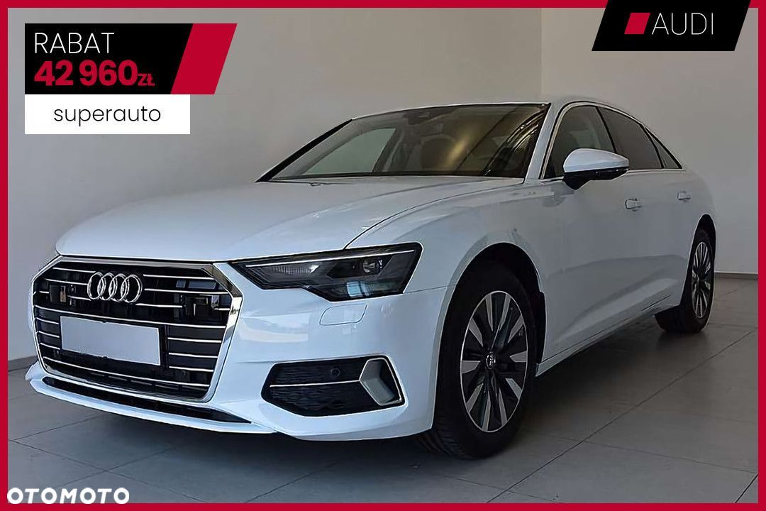 Audi A6 2.0 35 TDI S tronic (163KM) | Business+ Technology + MatrixLED - 1