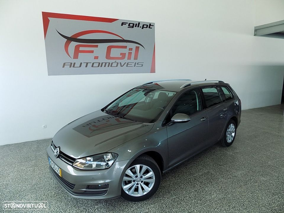 VW Golf Variant 1.6 Tdi GPS Edition Bluemotion (5P) - 2
