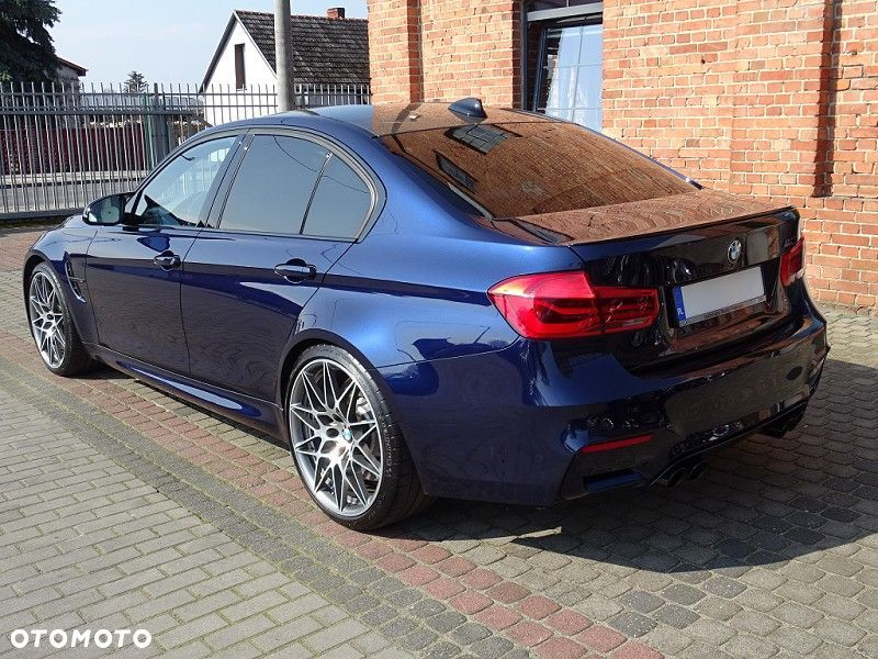 BMW M3 Competition Individual Bezwypadkowy Salon PL - 4