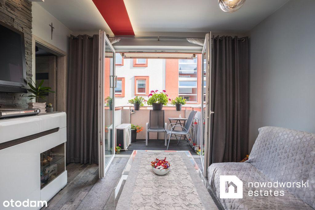 Nowe, dwupokojowe mieszkanie na sprzedaż