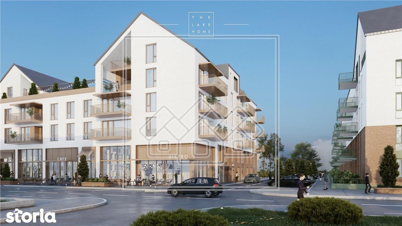 Apartament superb, 5 camere+terasa, 4 bai, dormitoare cu dressing