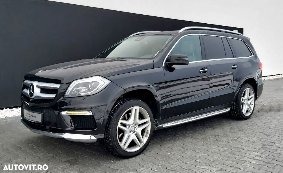 Mercedes-Benz GL GL350 - 1