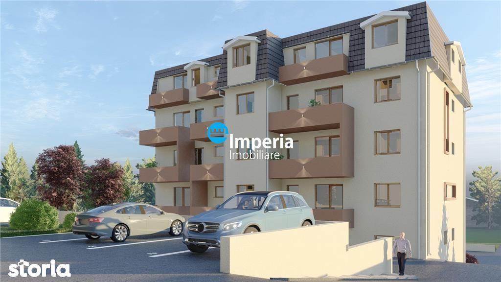 Apartament de vanzare 1 camera openspace, 34.95 mp, bloc nou, Pacurari