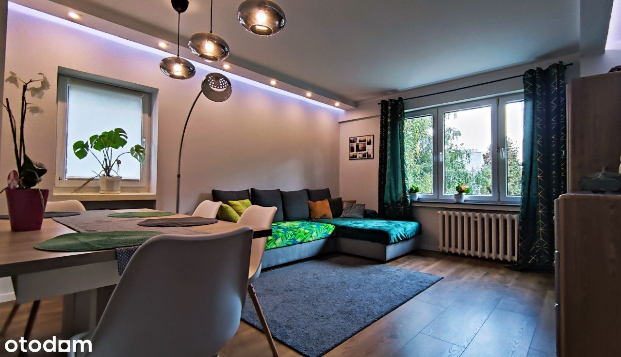 56,70 m2. Tysiąclecie Po Remoncie- 1 Piętro