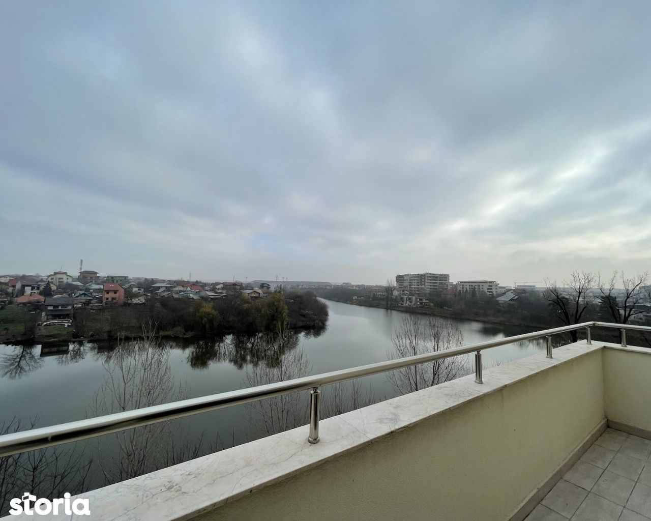 3 Camere-Vedere panoramica catre lac-Perla Residence Pipera