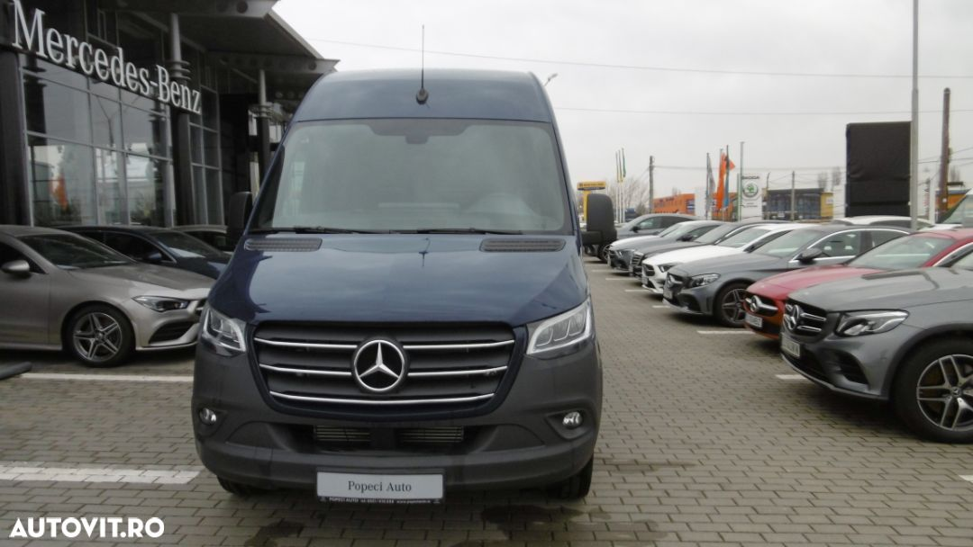 Mercedes-Benz Sprinter 319 ka - 1