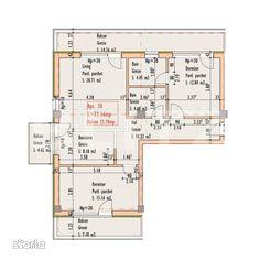3 camere, 77.16 mp, terasa 14.16 mp, zona strazii Bucuresti