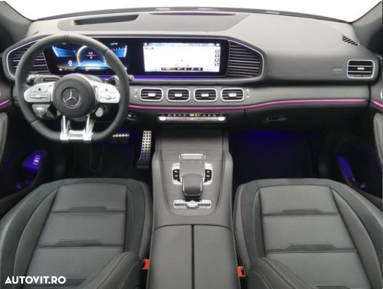 Mercedes-Benz GLE Coupe AMG - 7