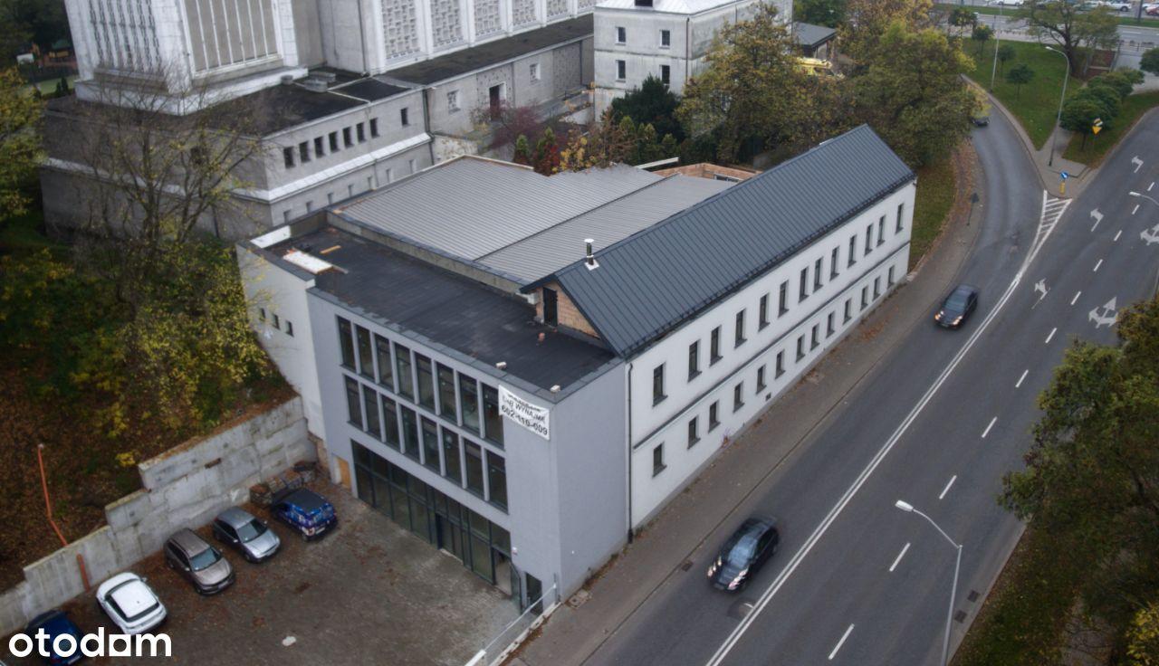 Nowe Lokale Użytkowe Warszawa ul. Dolna 41