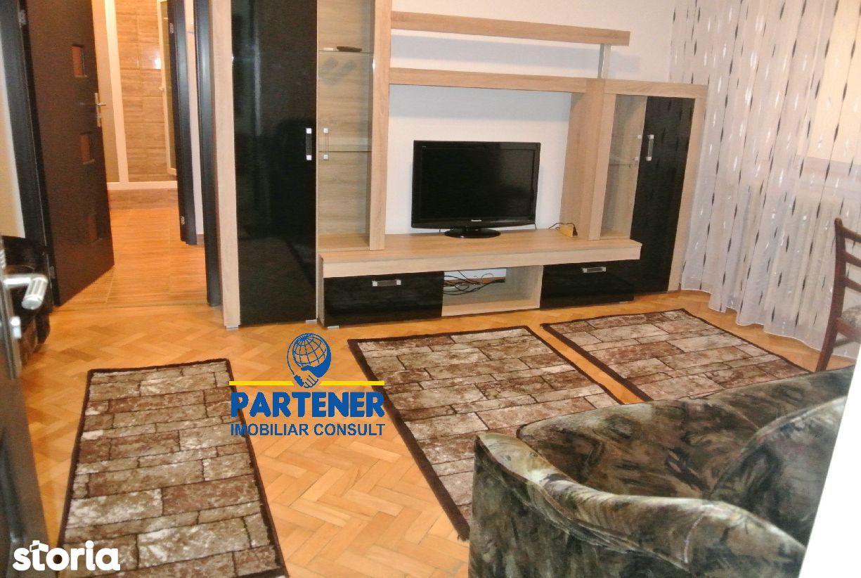2 camere Craiovei etaj intermediar/ mobilat