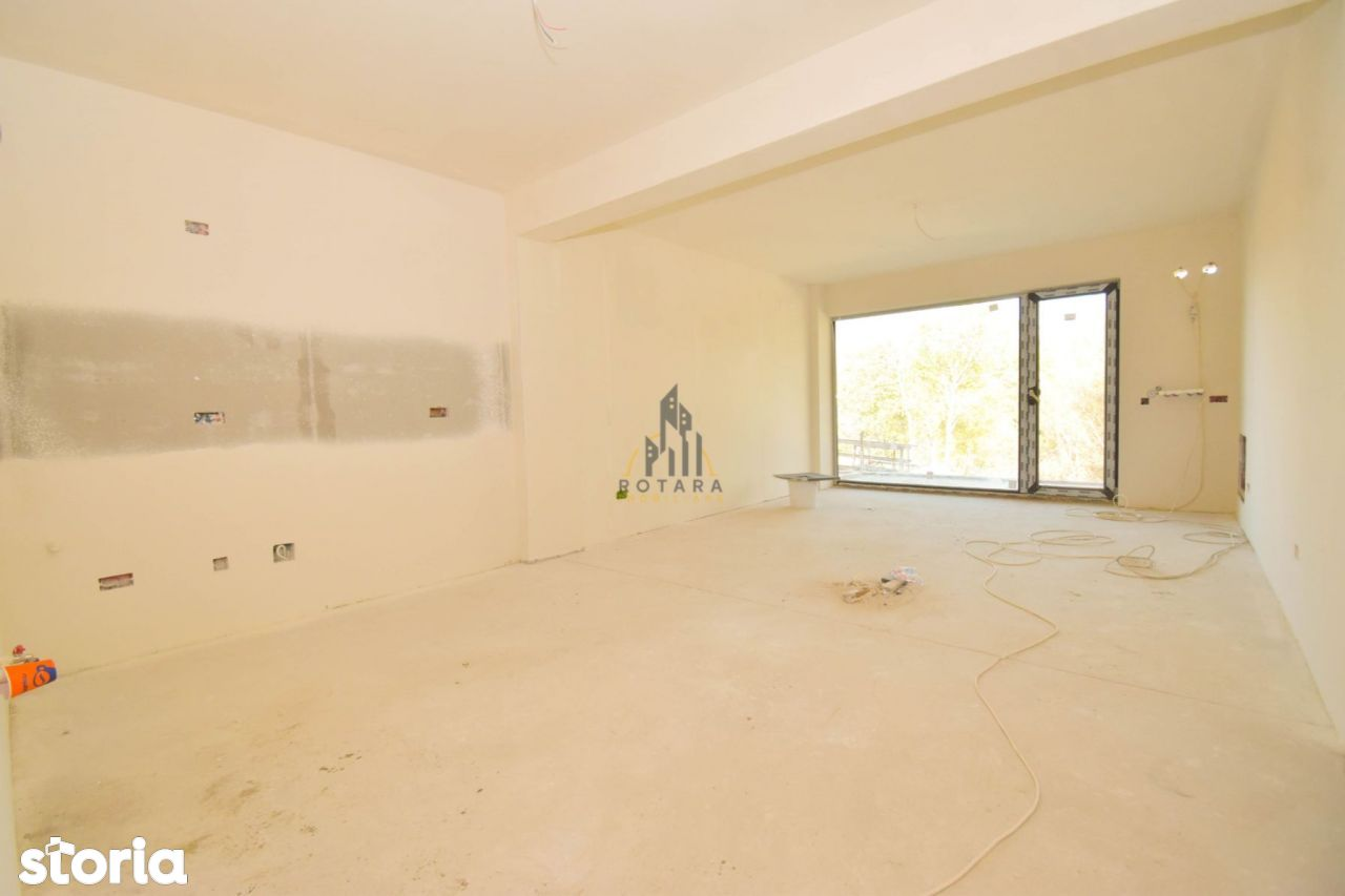 Proiect spectaculos, sistem Smart Home/ 2 camere in Copou / terasa
