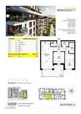 Atrakcyjne 3-pokojowe mieszkanie bezczynszowe PMII