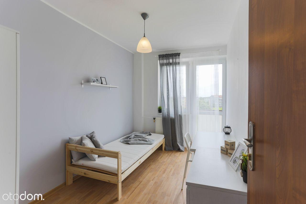 [Gdansk Zaspa] przestronne pokoje 1 osobowe