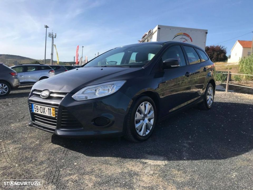 Ford Focus SW S.1.6 TDCi Trend Easy Econetic - 16