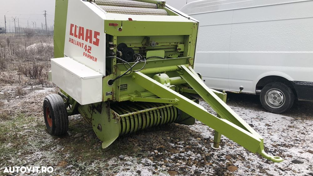 Claas rollant 42 - 1