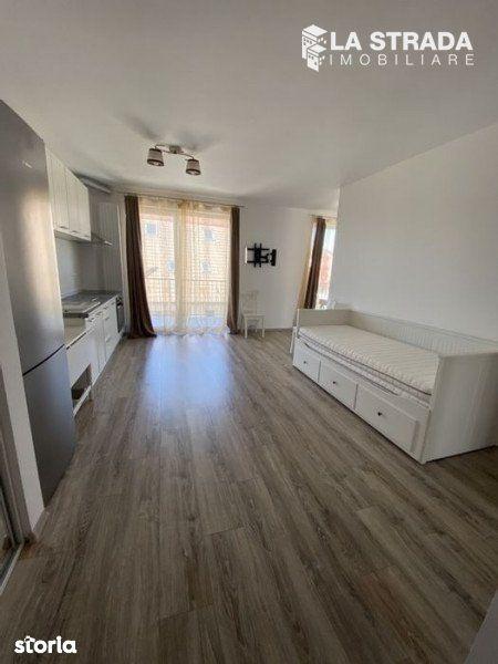 Apartament 1 cam cu loc de parcare si balcon  - Zorilor