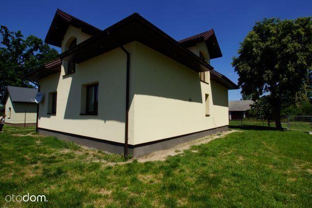 Dom po generalnym remoncie w Gołębiu