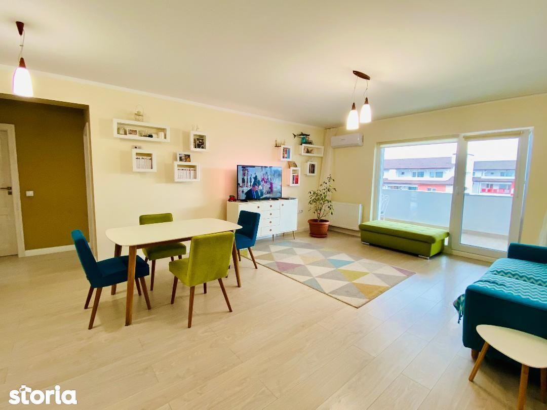 Penthouse 4 camere, 2 terase - 101 mp utili - Calea Cisnadiei