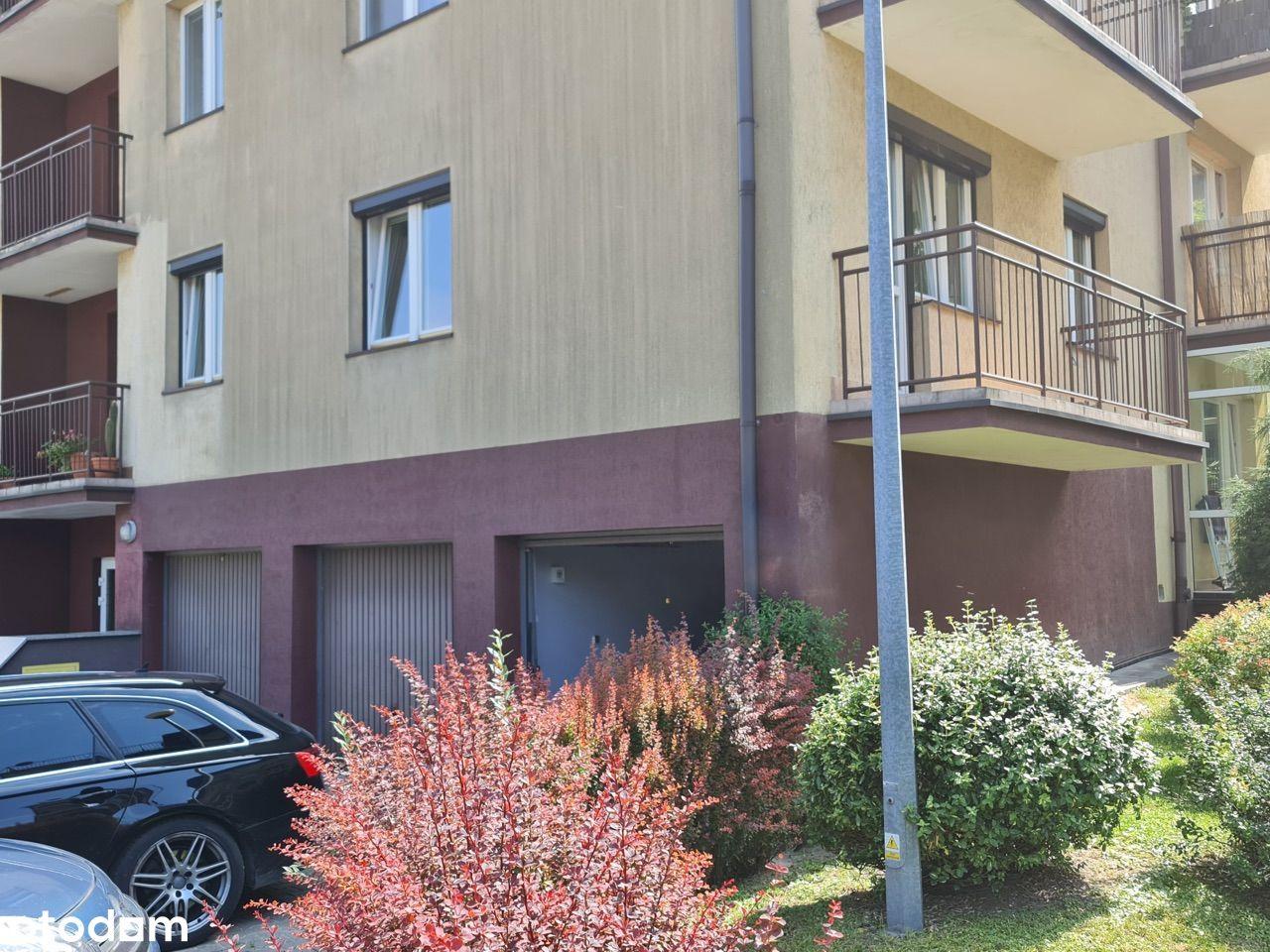 52m2- Dwupokojowe mieszkanie z garażem, Ruczaj
