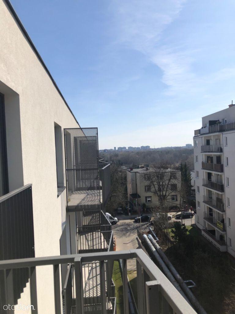 Mieszkanie 43m 2 pokoje Poznań Saperska