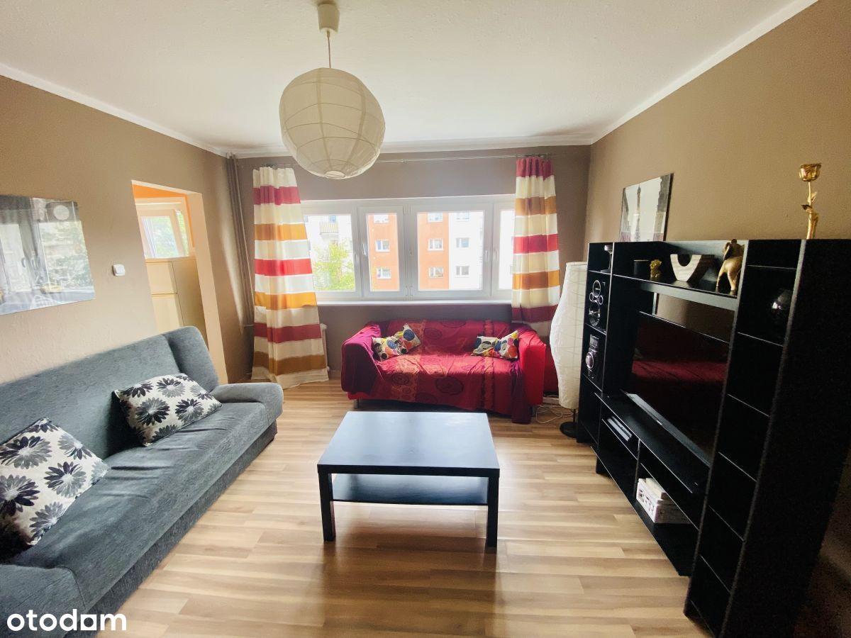Mieszkanie, 48,20 m², Poznań