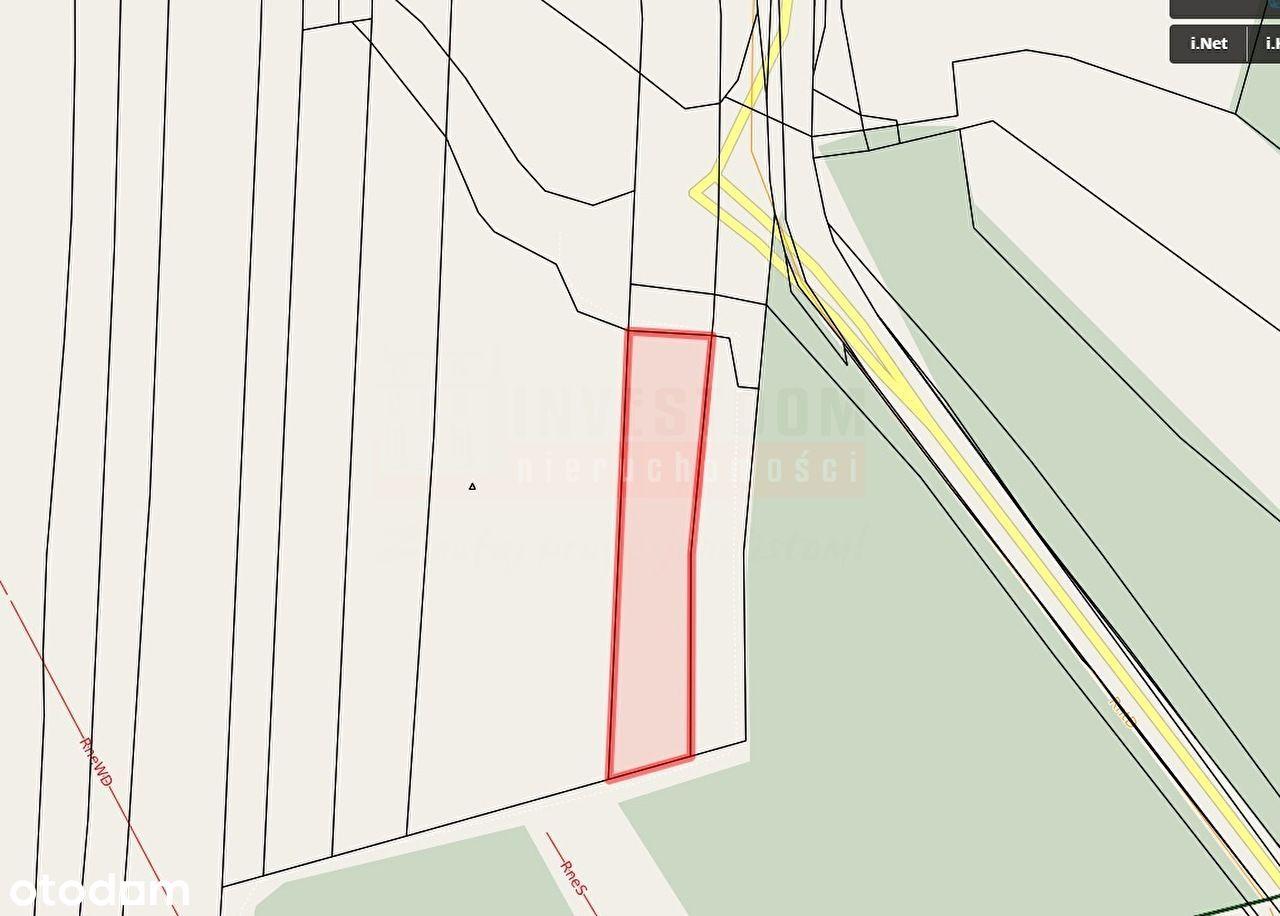 Działka, 4 143 m², Dobrodzień