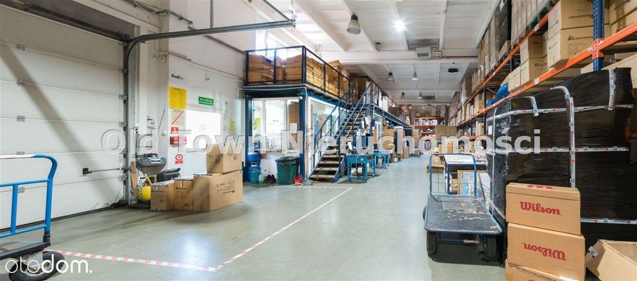 Obiekt magazynowo biurowo usługowy 740 m2