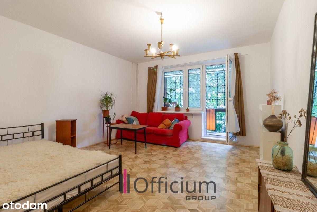 4 pokoje 73,5 m.2, z oddzielną kuchnią na Gocławiu