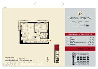 Sienkiewicza 53 - zamieszkaj w centrum Łodzi
