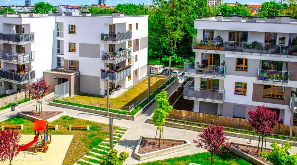 Dwa pokoje z balkonem - SUPER LOKALIZACJA - 2022r.