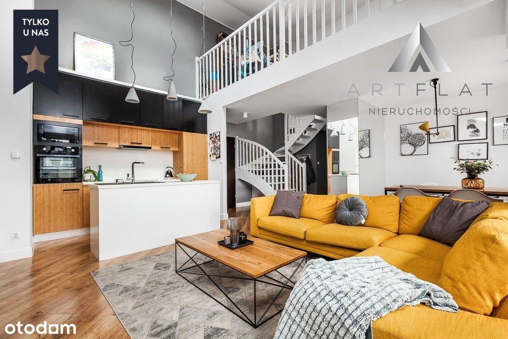 Wyjątkowy apartament ze słonecznym tarasem