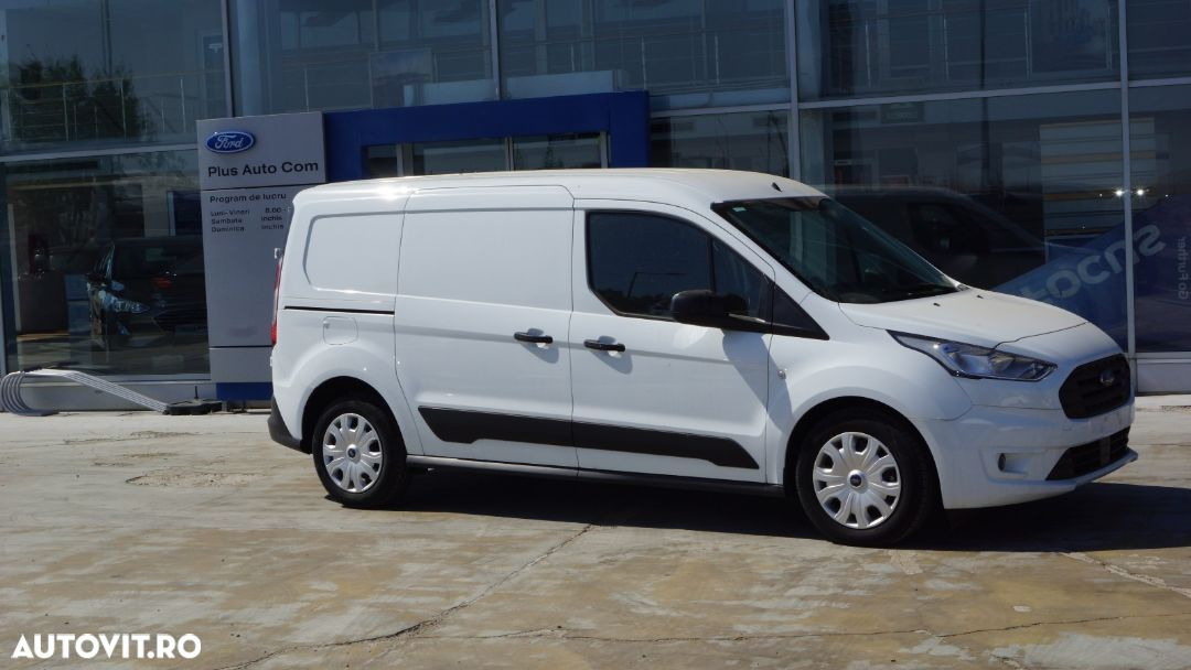 Ford Transit Connect - 11