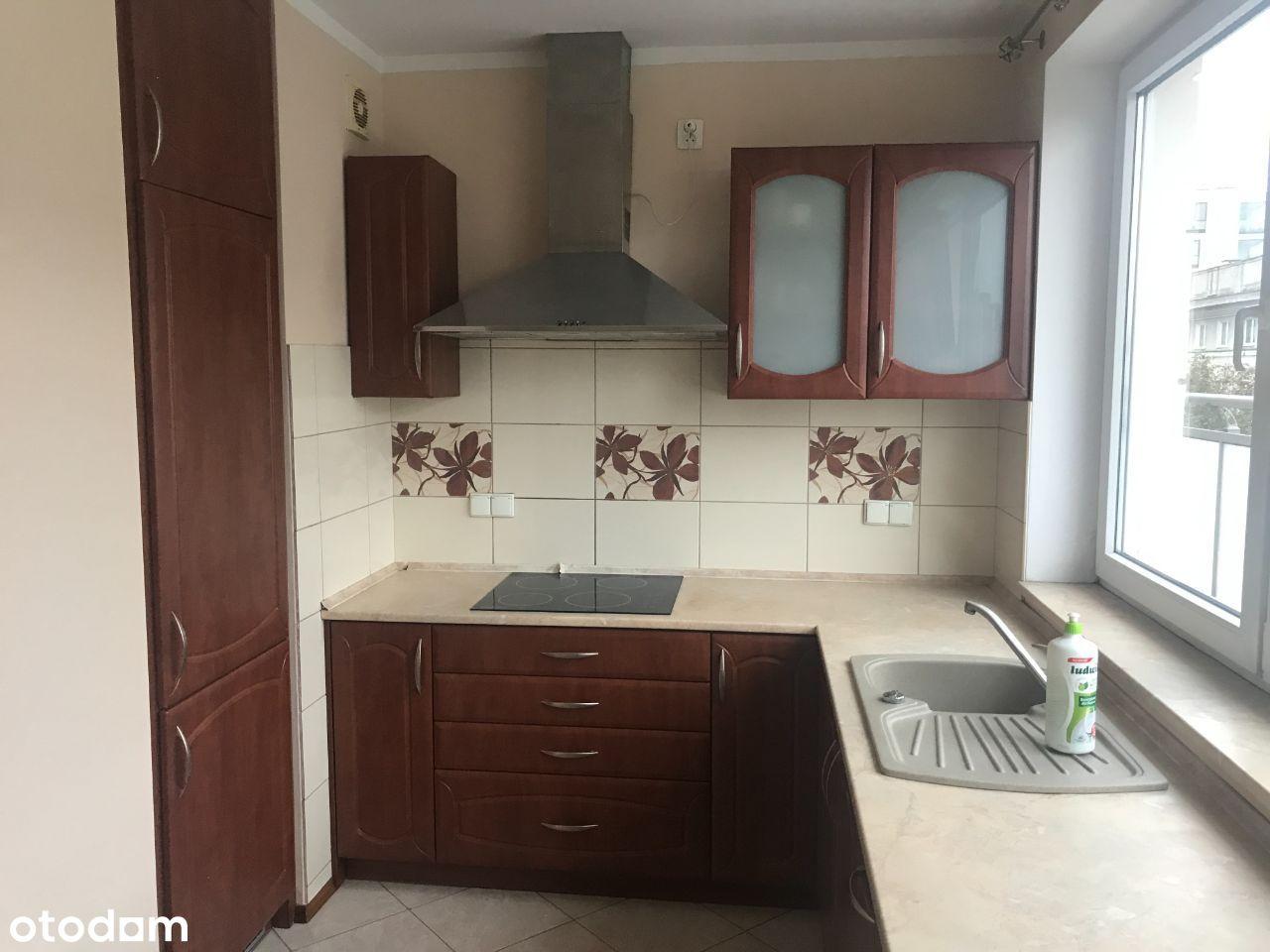 Mieszkanie Muranów 38m2 garaż BEZPOŚREDNIO