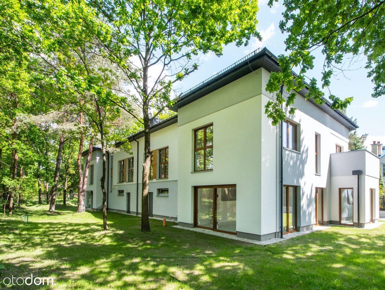 Nowe, kameralne osiedle domów w Konstancinie