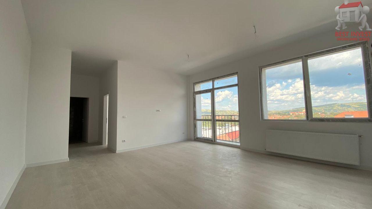 Apartament Nou 2 Camere Zona Centrala 60 Mp, Bloc Cu Lift