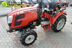 Massey Ferguson MF 6028 4x4 28KM  mini ciągnik transport - 4