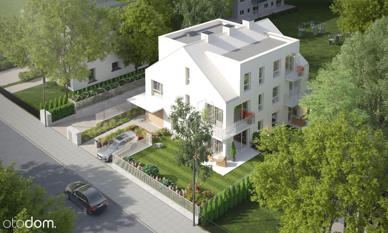 Kameralna inwestycja 5 mieszkań