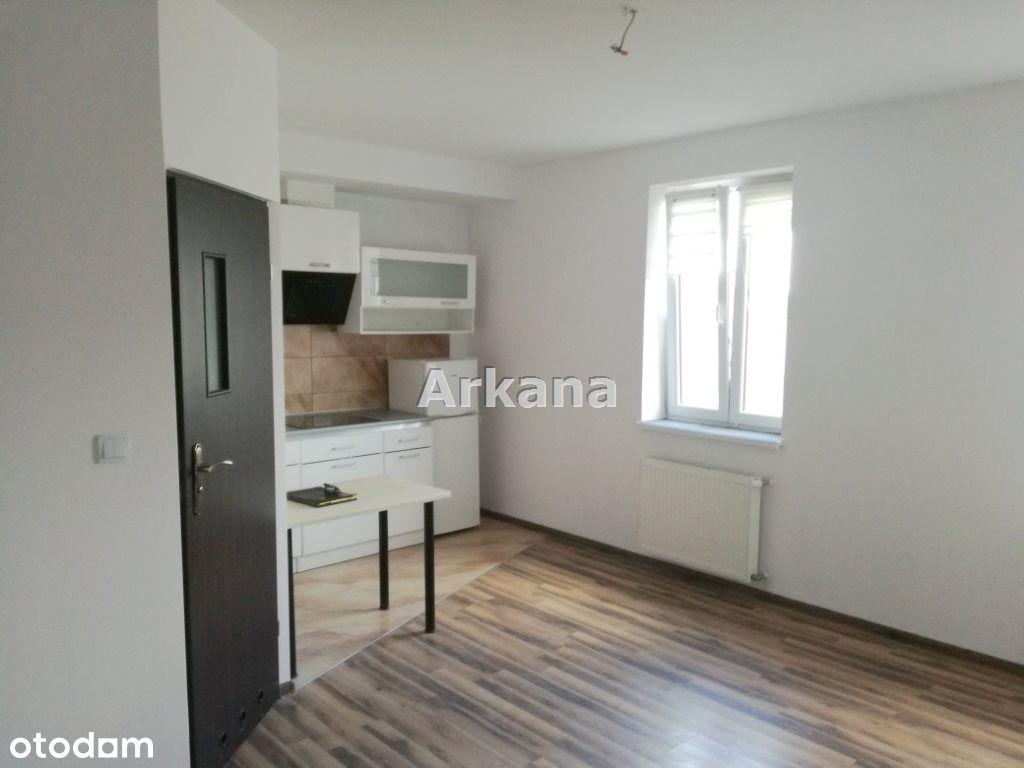 Dwupokojowe mieszkanie w centrum Sosnowca