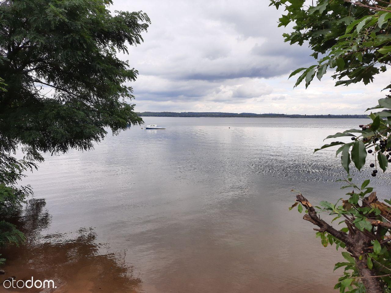 WYDZIERŻAWIĘ uzbrojone działki blisko zalewu i las