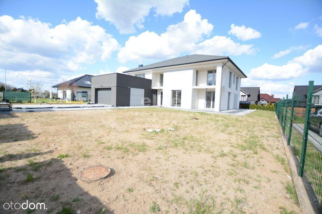 Mierzyn duży dom wolnostojący 348m2 działka 910m2