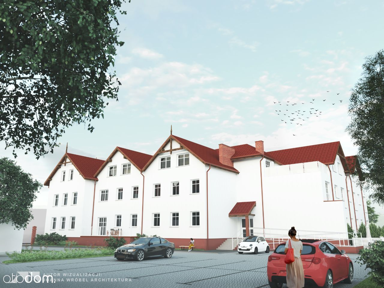 Nowe mieszkania w centrum Chojnowa