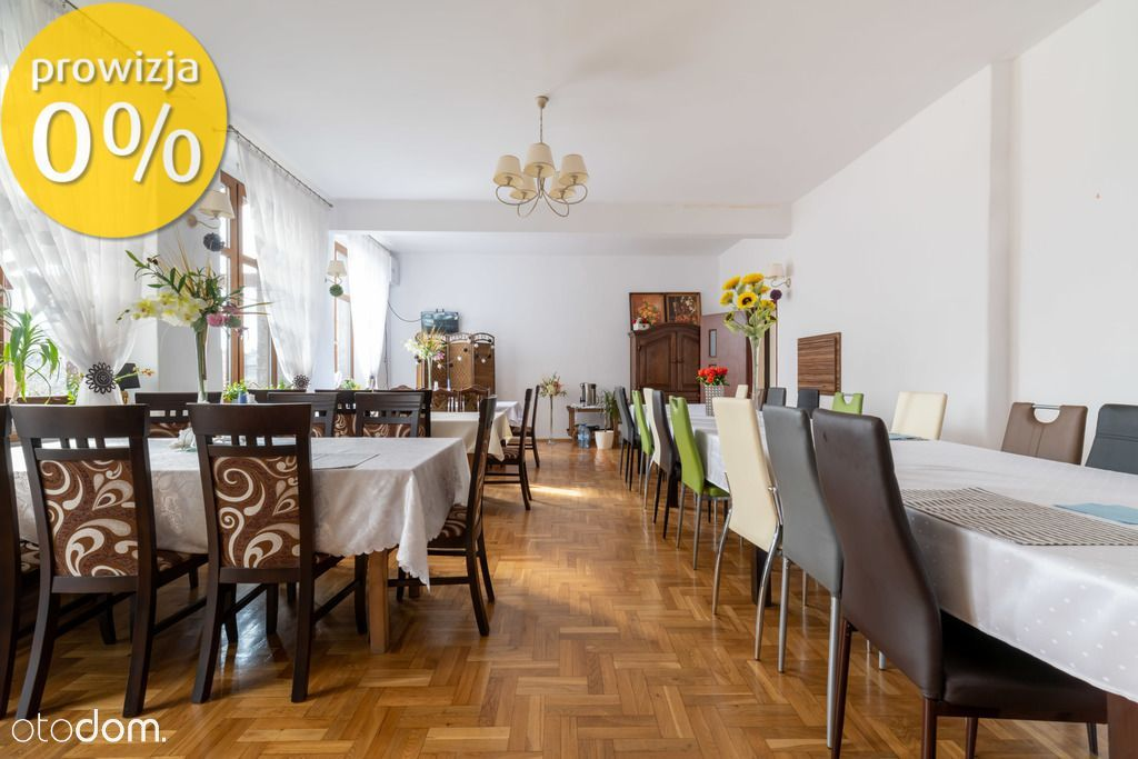 Kompleks hotelowo- gastronomiczny do sprzedaży