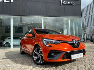 Renault Clio RSLINE + EASY LINK 9.3