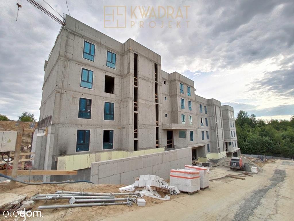 3 pokoje na nowym osiedlu gotowe w tym roku