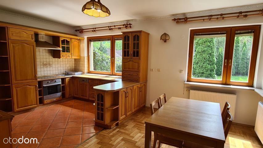 Wykończony dom 255 m2 Wola Justowska