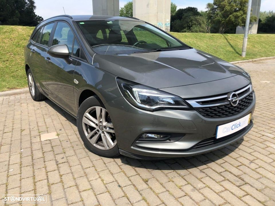 Opel Astra Sports Tourer 1.6 CDTI Business Edition S/S - 10