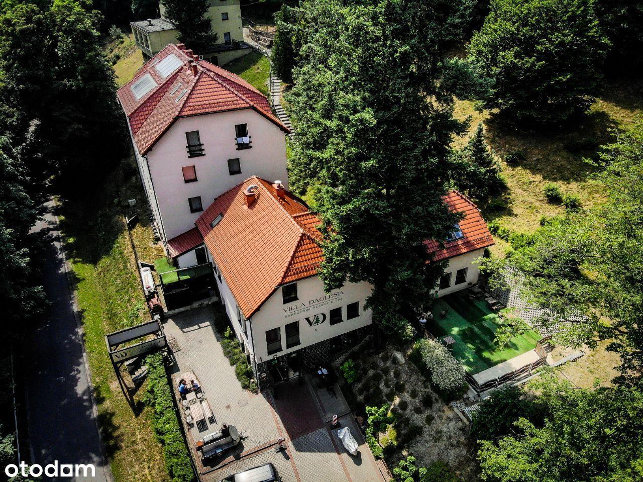 Hotel Villa Daglesia - Woj. Opolskie Sudety