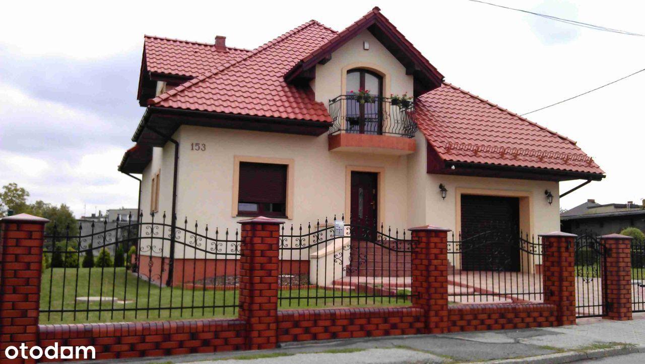 Gliwice Ostropa duży dom